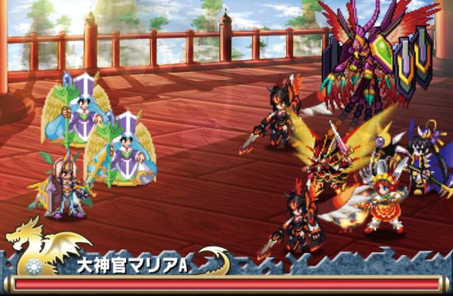 【ブレイブフロンティア攻略】「アルマン光神廟 」出現ユニット&ボス