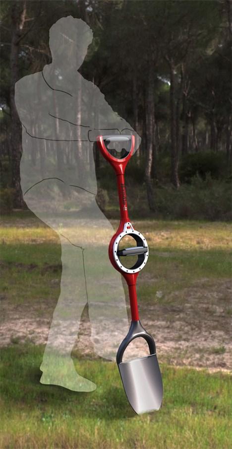人間工学に基いて設計されたシャベル「Bosse Tools」が凄くて穴が掘りたくなった!
