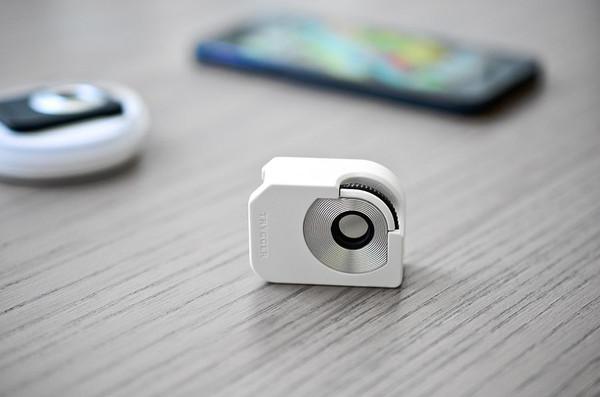 これは使ってみたい!シンプルなデザインかつ調整可能なiPhone5/5s用の遮光フィルター