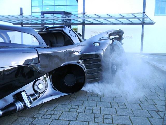 超格好いい!!バットモービル(1989)のレプリカが15万ドルでオークションに出品されているよ!
