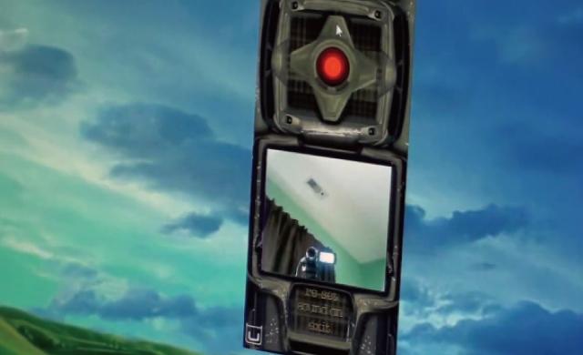 PCにUSB接続して操作できるミニロケットランチャー「USB Rocket Launcher」