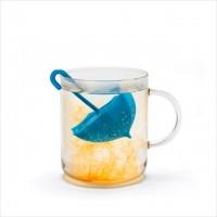 これはお洒落!傘型のティーストレーナー(茶漉し)「Umbrella - Tea Infuser」