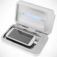 紫外線でiPhoneを消毒しながら充電できる「PhoneSoap」が凄い!