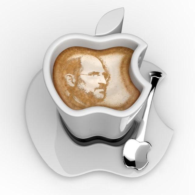 アップル信者是非使って欲しいマグカップ icup usbで保温もできるよ qlay