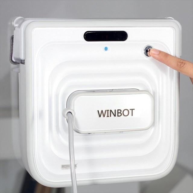 ルンバの窓拭き版「Winbot」というのがあるらしいので調べてみた