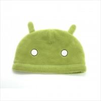 【Google公式】赤ちゃん用「ドロイドくんフリース帽子」が可愛い!