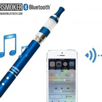Bluetooth内蔵の通話もできるし音楽も聴ける電子タバコ「Supersmoker Bluetooth」が凄いぞ!