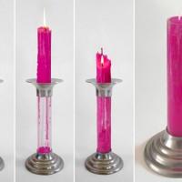 再生するキャンドル「Regenerative Candle」