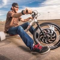 これは乗ってみたい!大人の為の電動ドリフト三輪車「Verrado Electric Drift Trike」