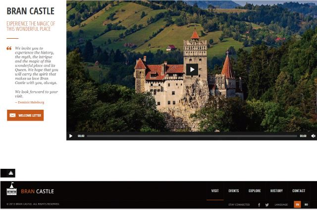 ドラキュラ城(ブラン城)が8000万ドルで売られていると海外で話題