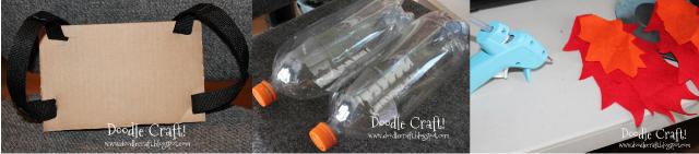 ペットボトルを使って子供用の可愛いロケットジェットパックを作る方法