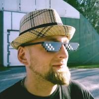 レトロゲームのドット絵みたいなサングラス「Pixelated Sunglasses」
