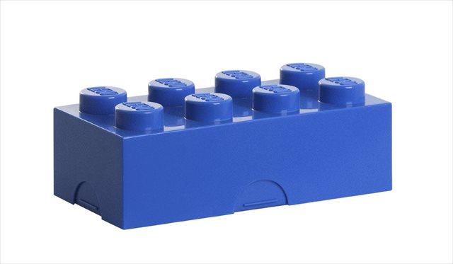 でっかいLEGOブロック型の弁当箱「LEGO Lunch Box」が可愛い!