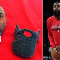 【髭の着脱可】NBAプレイヤー「ジェームズ·ハーデン」の顔を模した3Dプリンタ製USBメモリが怖いwww