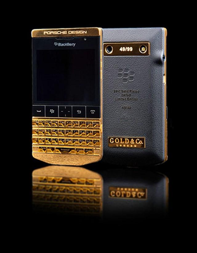 まるで金の延べ棒!24金のiPhone6が販売され話題に、値段はフルカスタムで13万ドル!