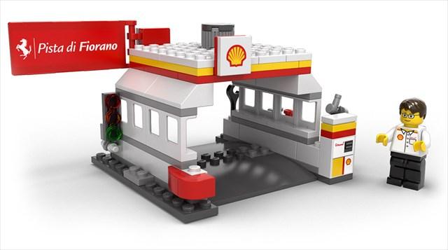これは欲しい!フェラーリとシェル石油の海外限定コラボLEGOミニカーが超カッコイイ!