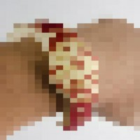 早くも「Apple Watch」を入手した人が画像を公開、なんと食べられるみたいだよwww