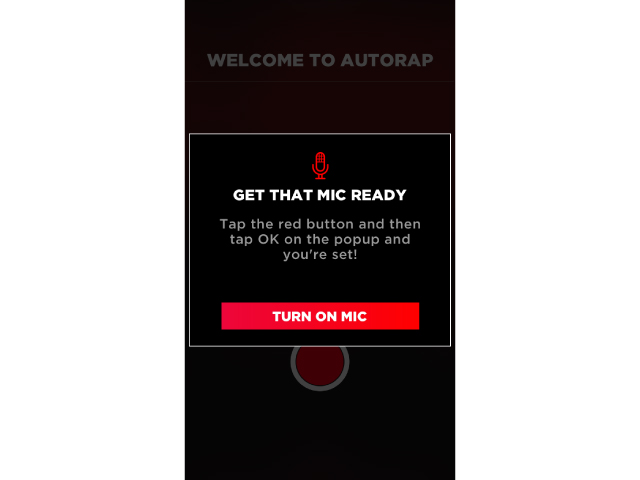 録音した言葉を自動的に超格好良いラップに変換してくれるアプリ「AutoRap」が面白い!