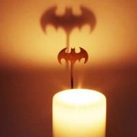 装着するとバットマンが現れそうな気配が漂うキャンドルアタッチメント「Batman Candle Attachment」