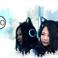 これは一部の人に人気が出そう!近未来感溢れる猫耳型のヘッドフォン「Cat Ear Headphones」