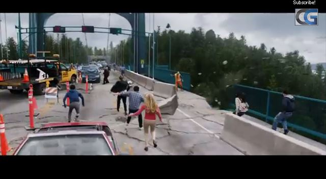 こうなっていたのか!映画のド派手シーンの合成前・合成後が見れるメイキングビデオが面白い!