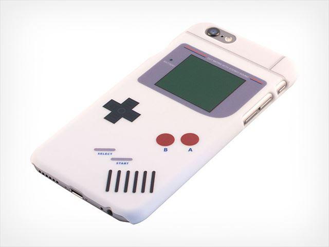 これはカワイイ!iPhone6・6Plus用ゲームボーイ型ケースとNESコントローラー型ケース