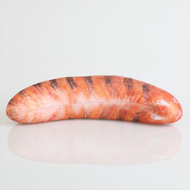 リアルで超巨大なソーセージ型の枕「Sausage Pillow」