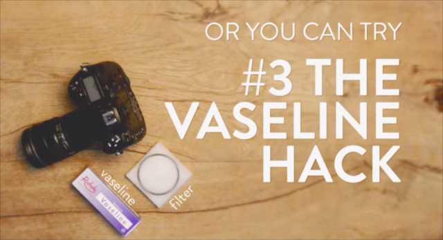 すぐに実践したくなる!格好良い写真を取るためのカメラハックを集めた動画「7 Simple Photography Hacks」