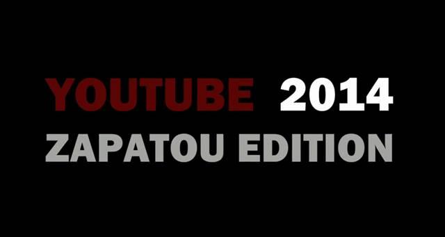 2014年に世界で話題になった動画233本を7分にまとめた動画「Best of Web 7」