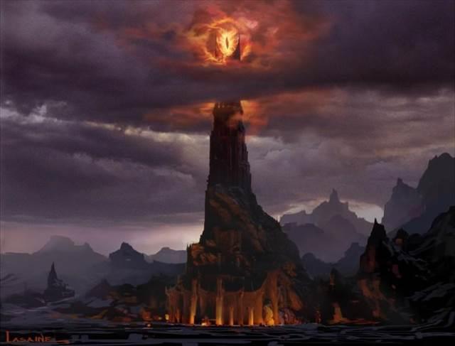 ハリウッドの職人が作ったロード・オブ・ザ・リングをモチーフにした本気のキャットハウス&タワーが凄い!