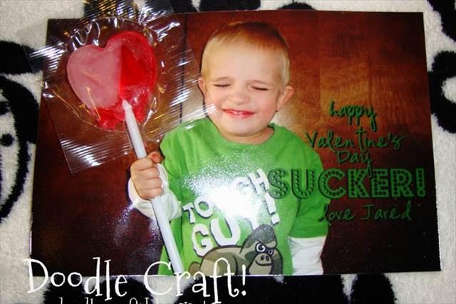 バレンタインデーにぴったりな低予算で簡単な可愛いポストカードを作る方法