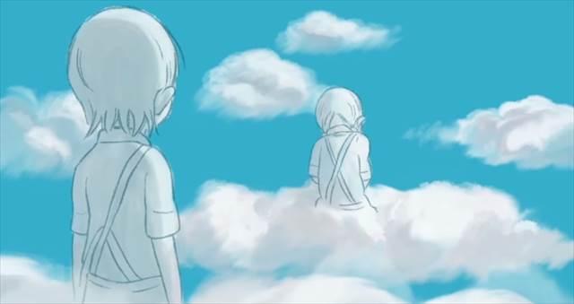 多摩美術大学の学生が制作した自主制作アニメ「想い雲」が泣けると海外で話題に