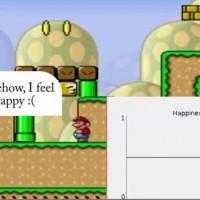 ドイツの学生が開発した言葉を理解し感情も表現するAI搭載のマリオが話題に
