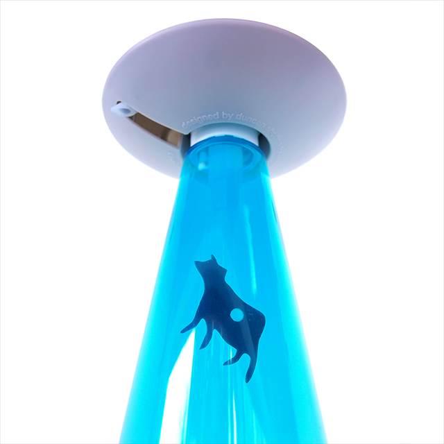 UFOに誘拐されたようなソープポンプ『U.F.O soap pump』