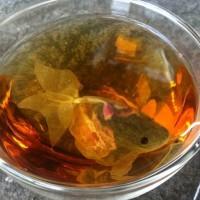 台湾の会社が作った金魚型のティーバッグ『CHARM VILLA Goldfish Tea Bag』が素敵!