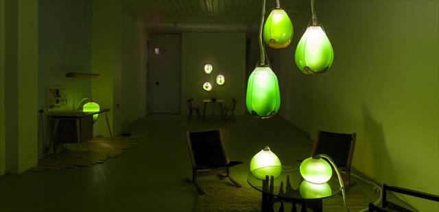 すべてが魔女っぽい!操作微生物「スピルリナ」の性質を利用した生物ライトが凄い!