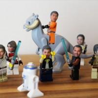 3Dプリンターすげー!LEGOの頭をリアルな自分の頭に変更できるサービスが面白い!