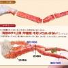 【カニの剥き方】カニの脚から身だけを綺麗かつ簡単にヌルッと出す方法