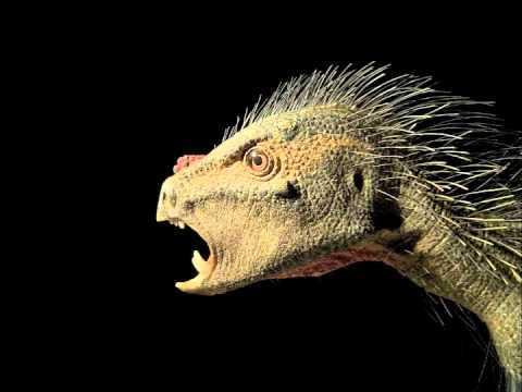 """【体長1.5m】吸血鬼の牙を持つ""""めっちゃちっこい""""恐竜が発見される"""