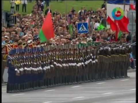 まさに【神業】ベラルーシ兵の集団行動の精度がヤバすぎる!