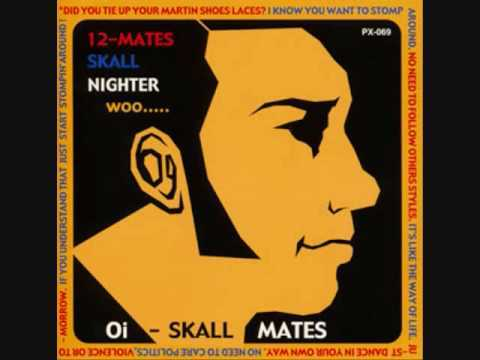 【今日の1曲】Oi Skall Mates-Scooter Boy Scooter Girl