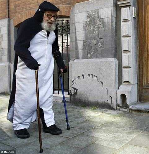 ミスターペンギン「アルフレッドダビデ」さんって知ってますか?