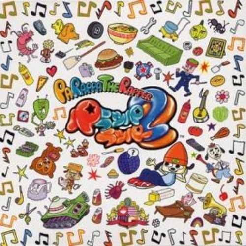 【今日の1曲】PaRappa the Rapper 2 - Sunny Music Video Come a Long Way