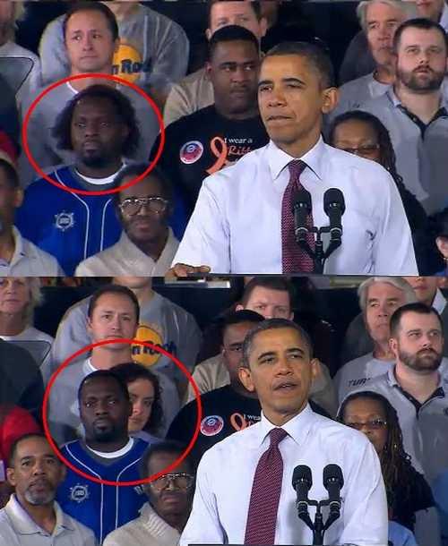-オバマ大統領の演説中に起きた奇跡-すげーじわじわくるwww