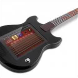 iPadをハメ込んで弾けるギター「iPad Guitar Tutor」が凄い!