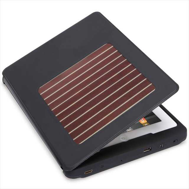 The Solar Charging iPad Case.1
