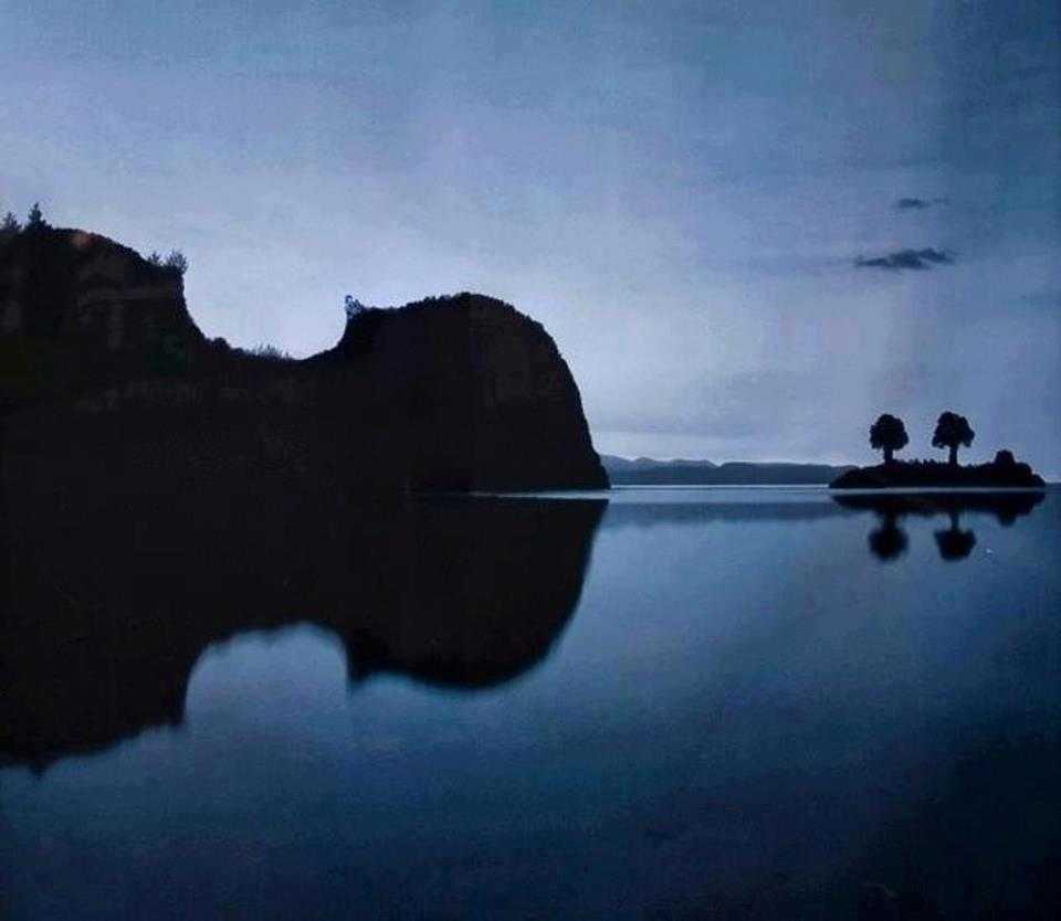 【画像】Twitterで話題の「ヴァイオリン島」は実在するのか!?