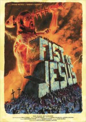 キリストが魚を武器にしてゾンビを倒しまくる映画「フィスト・オブ・ジーザス」