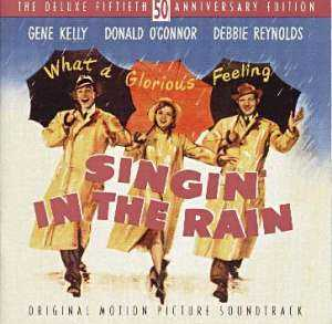 【今日の1曲】雨に唄えば - Singing In The Rain (Gene Kelly)