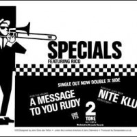 【今日の1曲】The Specials - A Message To You Rudy